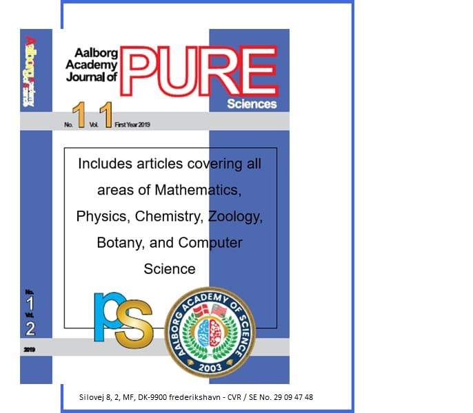Aalborg Academy Journal of Pure Sciences